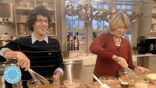 Libby's Pumpkin Pie With Andy Samberg - Martha Stewart