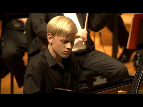 Alexander Malofeev / Yannick Nézet-Séguin  --  S. Prokofiev. Piano Concerto № 3