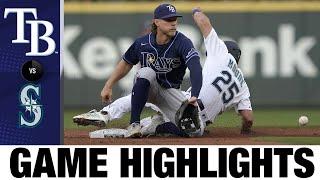 Rays vs. Mariners Game Highlights (6/17/21) | MLB Highlights