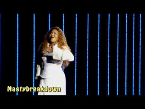 Janet Jackson - Together Again Remix (Unbreakable Tour Vancouver 8-31-15)