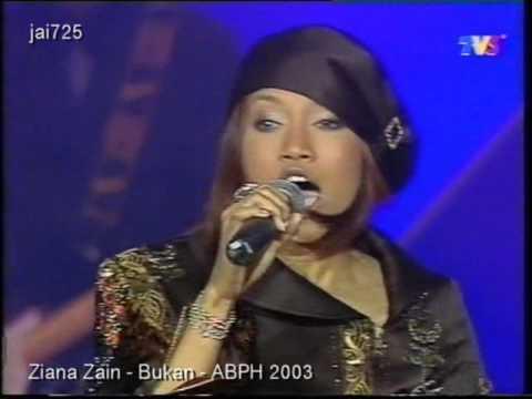 Ziana Zain - Bukan - ABPH 2003