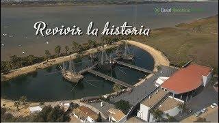 Palos de la Frontera, La Rábida y Moguer. Huelva