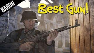 Heroes and Generals BEST Gun!  The Sturmgewehr 44 Assault Rifle!