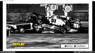RPCS3 PS3 Emulator - Mayhem 3D Ingame! OGL (f0f8f50)