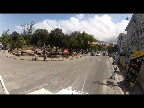 Patrulha no Haiti - Petionville, Boutillier, Port au Prince