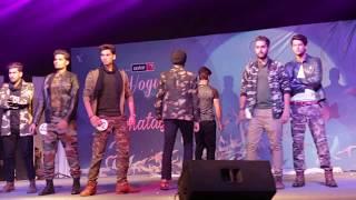 vogue  vivacity2k17  lnmiit jaipur  fashion show