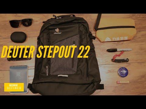 Deuter StepOut 22 Backpack | Campman
