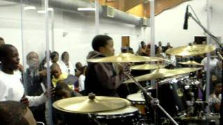 Lil Bam Bam smashing @ Jeffery Williams Tribute Concert