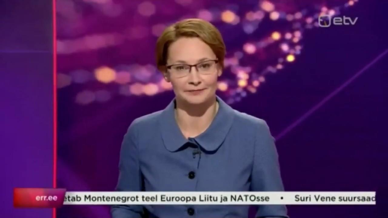 Aktuaalne Kaamera katkestab Anu Kaupmehe kirjelduse olukorrast Rootsis