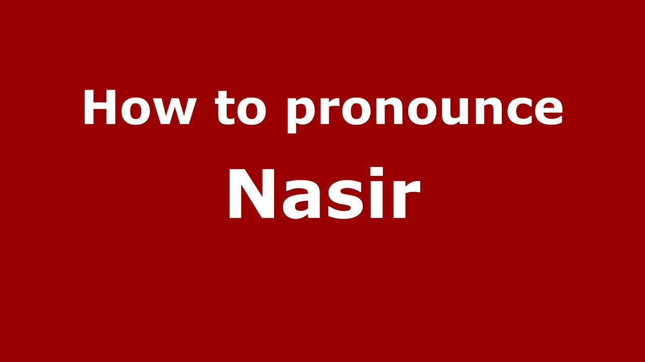 Must see Wallpaper Name Nasir - maxresdefault  You Should Have_121024.jpg