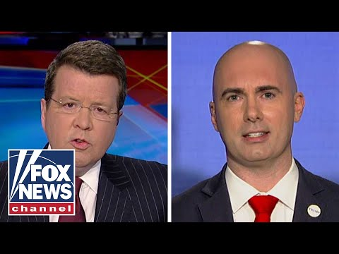 Cavuto calls out panelist for defending Trump's McCain jabs
