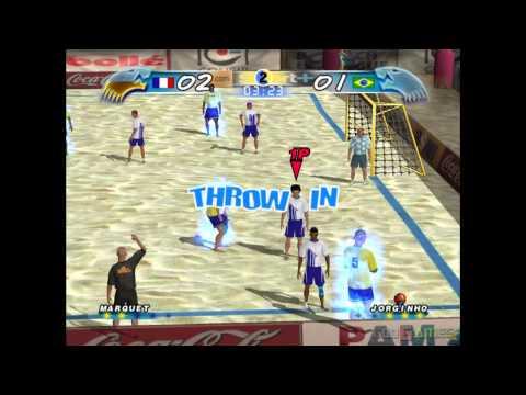Pro Beach Soccer  Gameplay Xbox HD 720P
