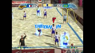 Pro Beach Soccer - Gameplay Xbox HD 720P