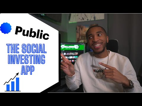 Public App Review | The Social Investing App