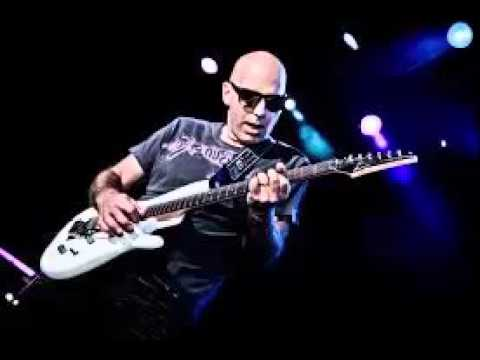 Backing Track | Joe Satriani - Surfin With the Alien
