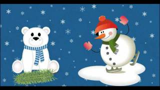 Snowman Song for Children (good for Christmas and New Year)