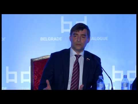 Belgrade Strategic Dialogue - Сергей Железняк  29.07.2017.