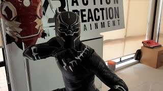 Black Panther Replica Costume & Mask | RPC Studio!