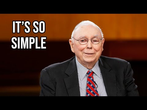 Charlie Munger: 7 Secrets To Getting Rich