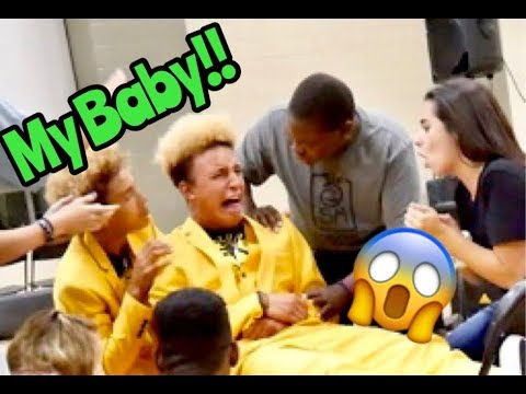Jackson is HYPNOTIZED & GOING INTO LABOR!! 👶🏽 - YouTube