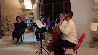 Wolf Quartet - Assisi Performing Arts 2020 Virtual Festival