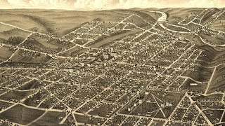 Ann Arbor Michigan History and Cartography (1880)
