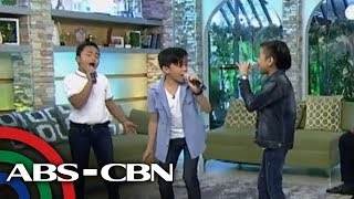 UKG: TNT Boys belt out their own rendition of