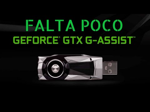 GeForce GTX G-Assist la nueva IA de Nvidia