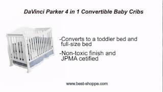 Davinci Parker Convertible Crib Reviews
