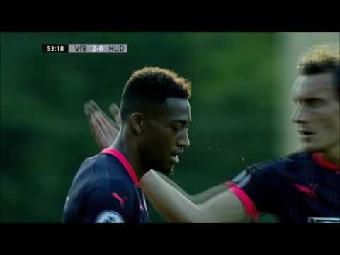 GOALS: VfB Stuttgart 3-3 Huddersfield Town