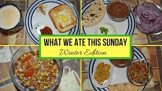 What We Ate This Sunday- Breakfast to Dinner | Detailed Recipes Included | Real Homemaking