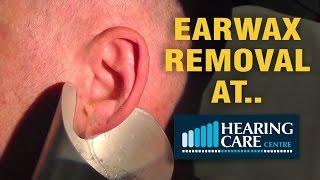 Earwax Removal Services at The Hearing Care Centre (Karen Finch)