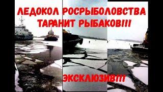 【 】  РИБООХОРОНА сліпа або нагла? ТИСНЕ чи лякає РИБАЛОК на льоду?/ Зимова риболовля!