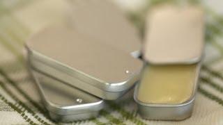 How to Make All-Natural Lip Balm || KIN DIY