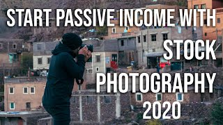 Start Your Passive Income In 2020 With Stock Photography