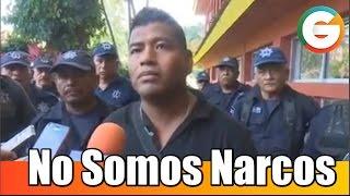 No somos Narcos : Policías de Zihuatanejo