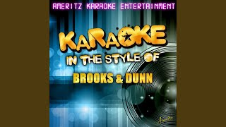 Cowgirls Don't Cry (Karaoke Version)
