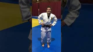 Bayerische Sportstiftung, Alexandra Gantner - Judo-Talent aus Bayern