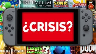 ¿NINTENDO SWITCH EN CRISIS?- Lanzamientos Switch en 2019