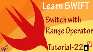 Switch Statement with Range Operator in Swift - tutorial 22