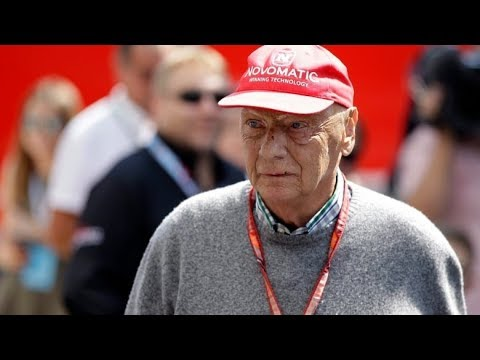 F1 champion Niki Lauda dies at 70