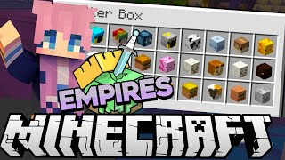 Heads Collecting Challenge | Ep. 19 | Minecraft Empires 1.17
