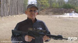 Smith & Wesson M&P15 T Rifle with Jerry Miculek