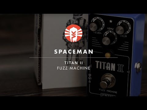Spaceman Titan II | Guitar Pedal | Vintage King