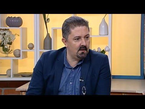 Darko Lazic se oporavlja ali karijera mu nazalost visi o koncu - DJS - (TV Happy 01.11.2018)