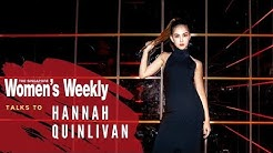 The Singapore Women's Weekly Talks To Hannah Quinlivan