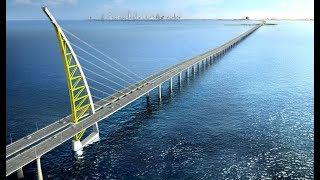 جسر الشيخ جابر Sheikh Jaber Causeway