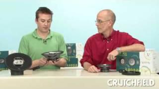 Infinity Kappa Car Speakers   Crutchfield Video