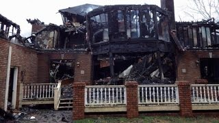 Hoverboard Fire Destroys Million Dollar Mansion!