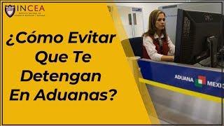Por Qué Detienen Mercancías En Aduanas? | Preguntas INCEA thumbnail